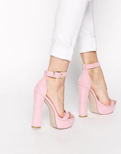 ASOS COLLECTION ASOS HIMALAYAS Heeled Sandals