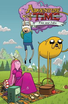 Finn And Jake Get Super Intense About Fishing In 'Adventure Time' #9 [Preview] - ComicsAlliance | Comic book culture, news, humor, commentary, and reviews