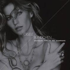 Gisele Bundchen - To end my 20-year career celebration, I would like to share with you my new website giselebundchen.com , which brings together the greatest moments of my journey in the fashion world. I'm grateful for every moment and everything I've learned.