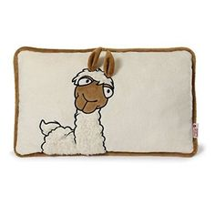 Great Gizmos 43 x 25 cm NICI Mable The Llama Cushion