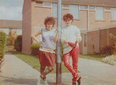 1980s new wave punk teens