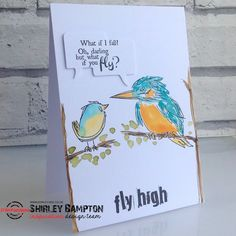 shirley-bee's stamping stuff: STAMPlorations Stamp Release, Blog Hop and Giveaway! What If You Fly, Bees Knees, I Fall, Giveaway, Greeting Cards, Paper Crafts, Design Inspiration, Day, Stamping