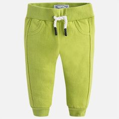 9cbee344640e Mayoral Baby boy sporty trousers in fleece