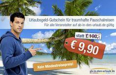 100€ ab-in-den-urlaub Gutschein für 9,90€ *UPDATE* - myDealZ.de