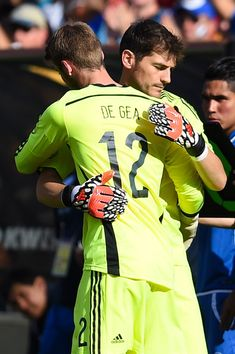 Iker Casillas - El Salvador v Spain - International Friendly