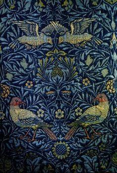 William Morris Fan Club: Birds of a feather....