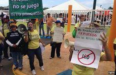 UNETE y EDUCAMOS convocan a maestros a protestar mensaje del gobernador