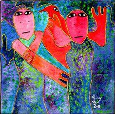 Carrie Art Gallery - Levoy Exil- 2832, USD300.00 (http://www.carrieartgallery.com/levoy-exil-2832/)