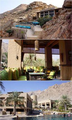 Six senses Zighy Bay,Oman