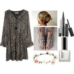 ...At the beach by creator31 on Polyvore featuring MANGO and Accessorize