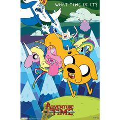 Adventure Time @ niftywarehouse.com #NiftyWarehouse #AdventureTime #TVShow #Cartoon #Show #CartoonNetwork