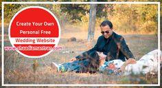 Create Stunning wedding website pages from shaadiamantran.com