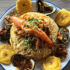 """""""Volviendo a la realidad.....arroz marinero #nofilterneeded #food #foodporn #manta #manabi #ecuador"""""""