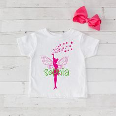 Fairy Personalized Graphic T-Shirt
