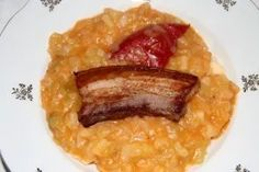Risotto, Macaroni And Cheese, Ethnic Recipes, Food, Red Peppers, Mac And Cheese, Essen, Meals, Yemek