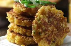 Yellow Split Pea Cornmeal Griddle Cakes | Alberta Pulse Growers