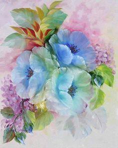Flores de colores :D