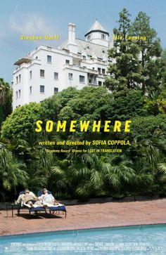 Subtle and lovely SOMWHERE, by Sofia Coppola