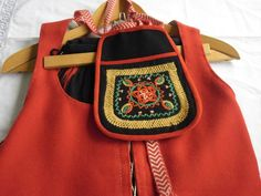 Costume Bags, Costumes, Sewing Pockets, Folk Clothing, Folk Costume, Traditional Outfits, Handicraft, Finland, Fashion Backpack