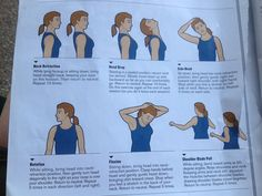 Exercises for neck pain