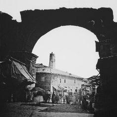 Η Αψίδα του Γαλερίου το 1885