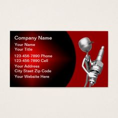 Automotive Business Cards Card DesignBusiness CardsShop Ideas TemplateVisit CardsCarte De