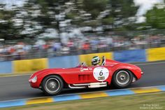 Le Mans Classic 2014 - 1949 to 1959 Photos, Results, Report