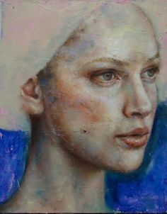 Pam Hawkes | British portrait painter