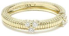 "Judith Ripka ""Romance"" Gold Stacking Band, Size 7 Judith Ripka http://www.amazon.com/dp/B0080G8AAS/ref=cm_sw_r_pi_dp_yGxiub0WBFJQ5"
