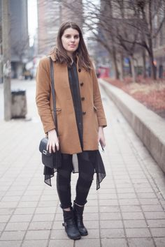 ALL IN THE DETAILS: Classic Camel Coat | College Fashion Trends and Style Tips