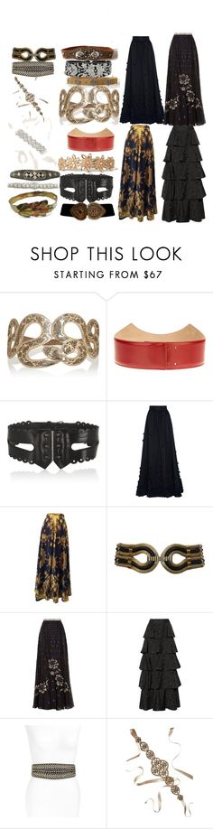 """""""Mary Stuart Belt & Skirts"""" by taught-to-fly19 ❤ liked on Polyvore featuring Anthropologie, Roberto Cavalli, Alexander McQueen, McQ by Alexander McQueen, Yves Saint Laurent, Temperley London, Hermès, Raina, Vilshenko and B-Low the Belt"""