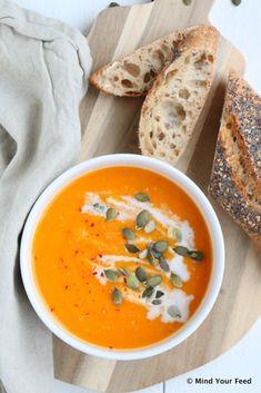 Chowder Recipes, Soup Recipes, Salad Recipes, Recipies, Superfood Salad, Soups And Stews, I Foods, Good Food, Easy Meals
