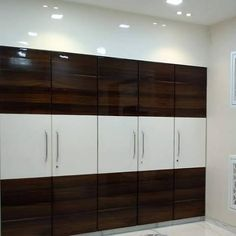 Kumar Interior - One stop home interior solutions Thane and Mumbai Sliding Wardrobe Designs, Wardrobe Interior Design, Bedroom Cupboard Designs, Wardrobe Design Bedroom, Bedroom Closet Design, Bedroom Furniture Design, Modern Bedroom Design, Home Interior, House Ceiling Design