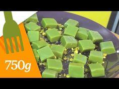 (113) Recette de Caramels mous à la pistache - 750 Grammes - YouTube