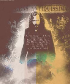 Sirius Black, you are always able to digest the salient points of a conversation...