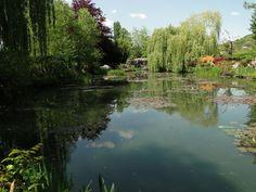 Jardim de Monet - França - Giverny