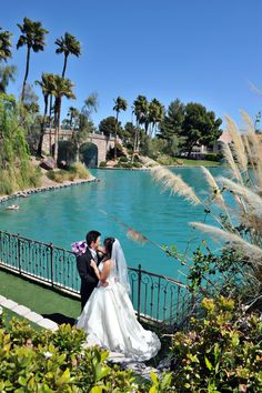 The Garden Area Where For Wedding Reception At Lakeside And Events In Las Vegas This Looks Absolutely Gorgeous Full Of Bountiful