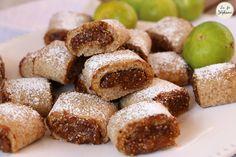 Biscuits aux figues fraîches - recette sans oeuf ni lactose - La Fée Stéphanie