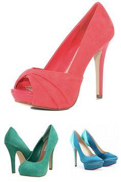 5 tendencias para el 2013 en zapatos de novia - Masako y Charlotte Olympia