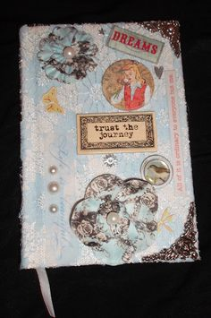 Decorated Journal