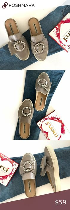 Shoes Gymboree Color Happy,metallic ballet flats,sz.9,10,12,13,NWT,gems