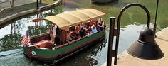 Plan to take a local tour in downtown Richmond on the canal boats