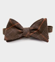 Rochester by DXL Designed in Italy Medallion Neat Bowtie