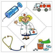 puzzle - lekár