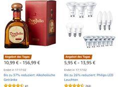Amazon: Bestseller-LED-Leuchten von Philips für einen Tag verbilligt https://www.discountfan.de/artikel/technik_und_haushalt/amazon-bestseller-led-leuchten-von-philips-fuer-einen-tag-verbilligt.php Marken-LED-Leuchten zum Mini-Preis: Bei Amazon sind jetzt vier verschiedene Leuchtmittel von Philips zu Schnäppchenpreisen zu haben, zwei davon sind jeweils Bestseller in ihrer Kategorie. Amazon: Bestseller-LED-Leuchten von Philips für einen Tag verbilligt (Bild: Amazon.de) Di