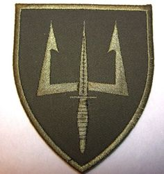 Norway Norwegian Armed Special Forces Patch (Green)