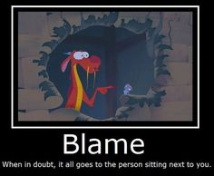 Mushu is like 'uh-it was him.' and then Cri-kee is 'oh, no you didn't' Mulan belongs to Disney I found th. Funny Disney Jokes, Disney Memes, Disney Quotes, Mulan Quotes, Really Funny Memes, Funny Relatable Memes, Funny Stuff, Funny Humor, Disney And Dreamworks