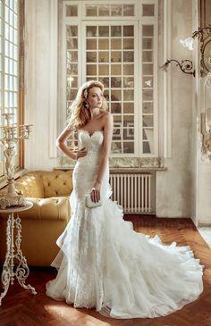 Esperia Spose - Abiti da Sposa - Nicole -  NIAB17058 - Abiti da Sposa Civitavecchia