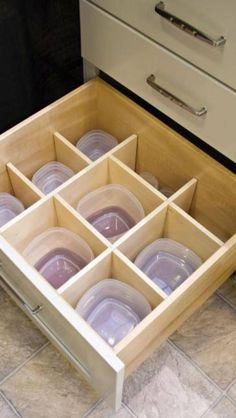 100+ Kitchen Organization And DIY Storage Ideas