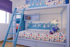 Patricia Darch Interiors - kid's Bedroom